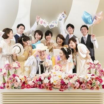 先輩花嫁オススメ☆親しい方とゆったり過ごす【30名~50名】挙式&会食プラン