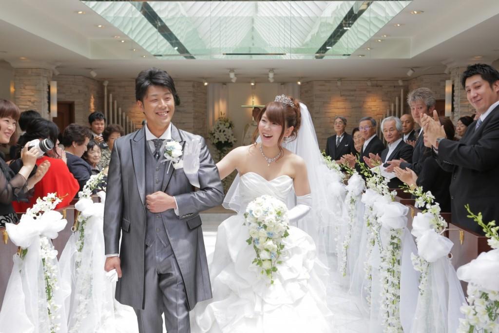 ベルヴィ武蔵野で結婚式を挙げて良かった♥