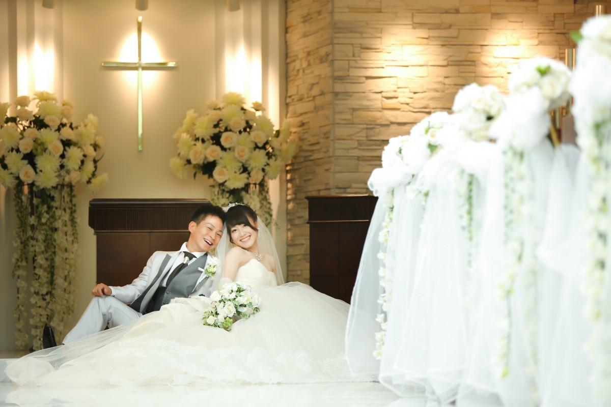 憧れの花嫁フォトプラン【記念の写真を残したい!】洋装写真