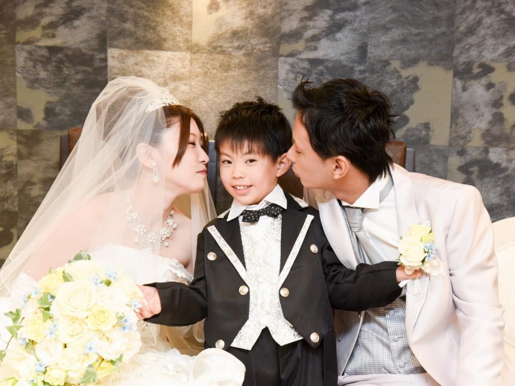 とても素敵な結婚式になり、一生の思い出になりました。