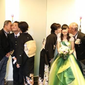 私たちらしい元気で明るい結婚式ができました♡