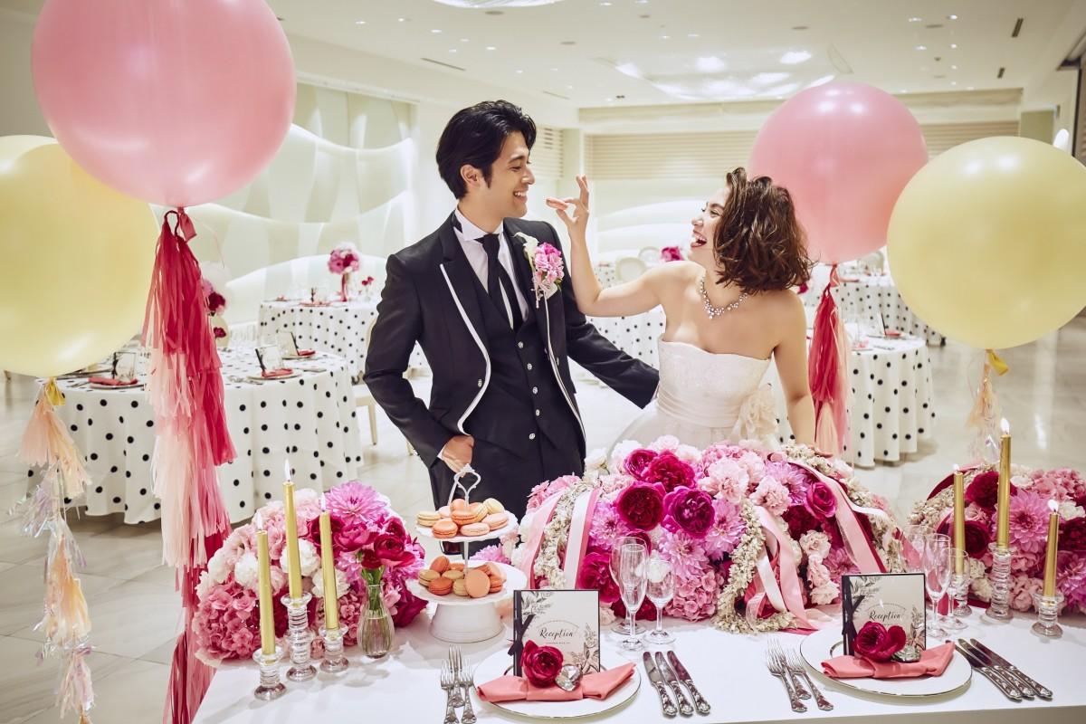 【1年以内の結婚式がとってもお得♪】12月・20'1月・2月挙式限定♪60名193万円